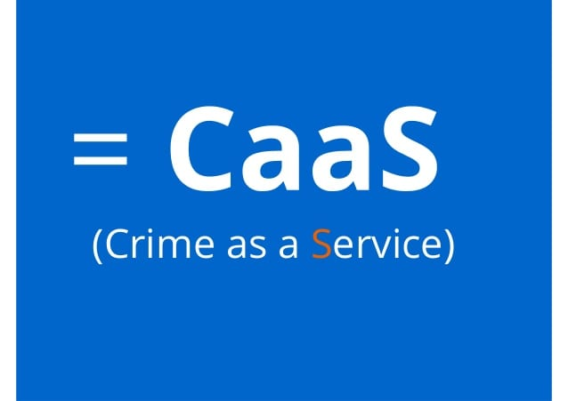 Resultado de imagem para crime-as-a-service (caas)