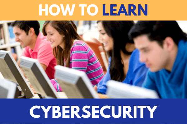 ways to learn cyber security
