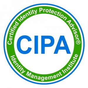 Certified Identity Protection Advisor (CIPA) consumer identity theft certification