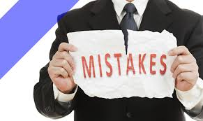cybersecurity and identity management mistakes