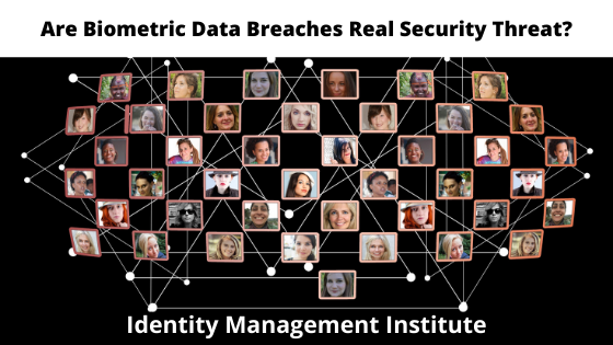 Biometric data breach threats and data security risks of stolen biometric data