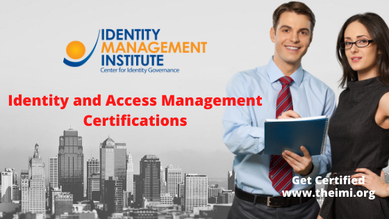 Numerous vendor-neutral identity and access management certifications are available through Identity Management Institute IAM certification programs.