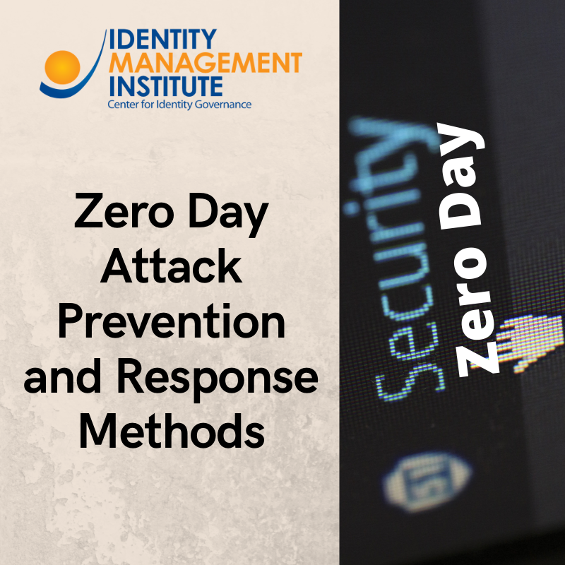 Zero day attacks take advantage of security flaws in a program that the developers either don't know about or have not yet addressed.