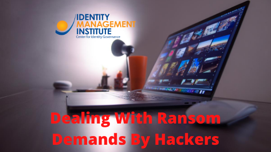 Should companies pay ransom demands by hackers