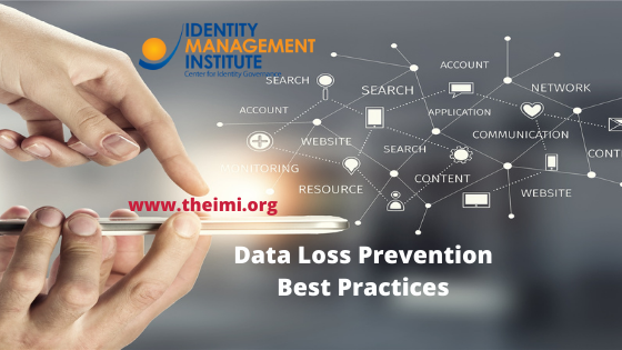 Data loss prevention best practices