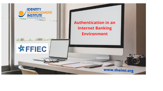 Authentication in an Internet Banking Environment is only one of many safeguards that have been introduced to protect the clients of financial institutions.