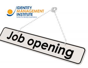 Identity management job openings