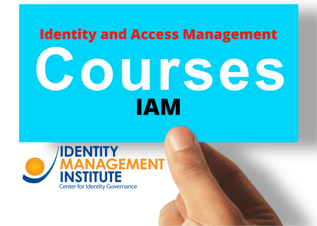 IAM certification courses by Identity Management Institute